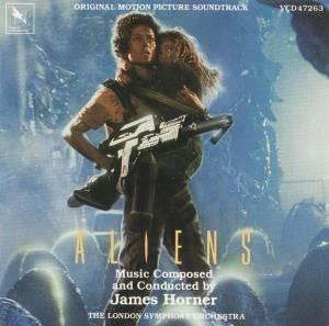Aliens - cover