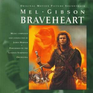Braveheart - cover