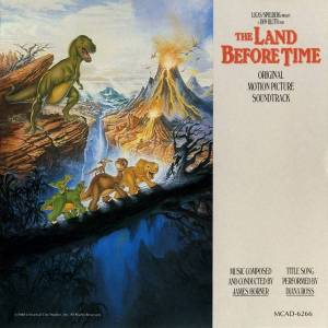 Land Before Time - cover