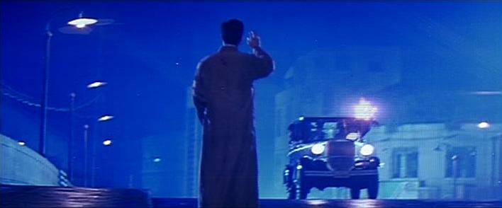 Shanghai nocturne, adieux à sa bien-aimée et tentative d'assassinat : une scène pivot de la définition du héros et de son univers