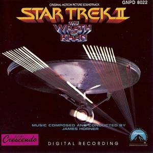 Star Trek 2 (GNP) - cover