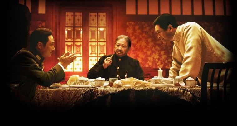 Scène similaire à celle de l'illustration précédente, cette fois tirée de The Last Tycoon