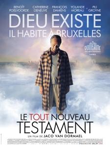 Film Exposure_Le Tout Nouveau Testament Affiche
