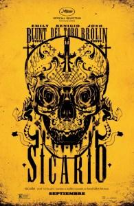 Film Exposure_Sicario_Poster
