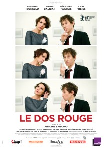 Film Exposure_Le Dos Rouge_Affiche