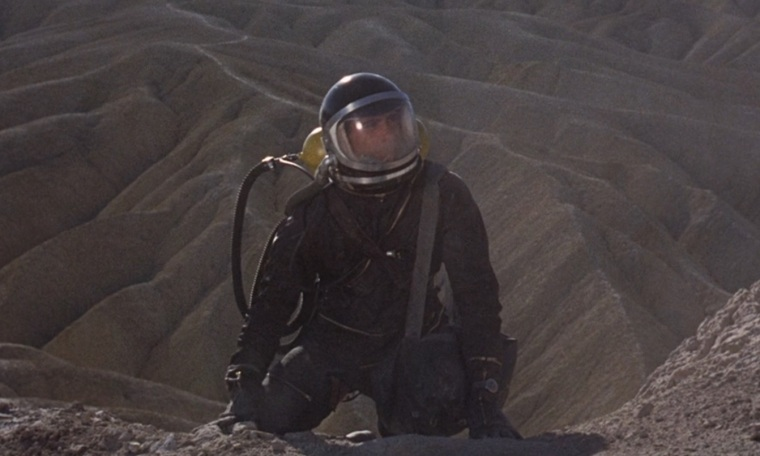 Film Exposure_Robinson Crusoe on Mars