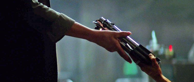 Film Exposure_Star Wars Le Réveil de la Force Sabre