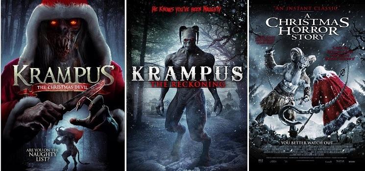 Krampus-movies