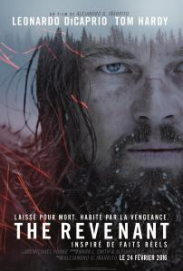 Film Exposure_The Revenant poster