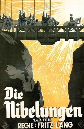 Nibelungen-1924-Poster