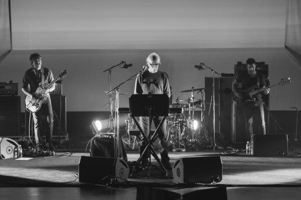 Film Exposure_John Carpenter concert