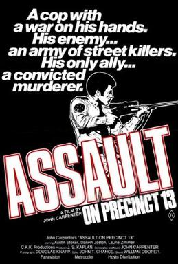 USA - Assault on Precinct 13 - 1