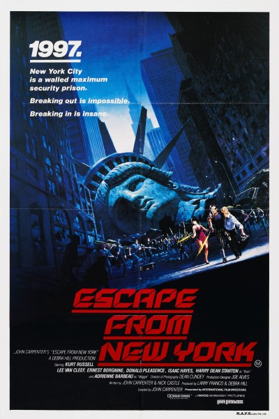USA - Escape From New York