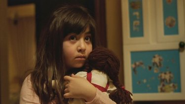 Film Exposure_Under the Shadow