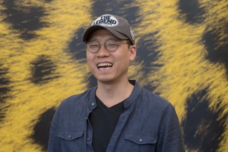 Kim Seong-hun portrait